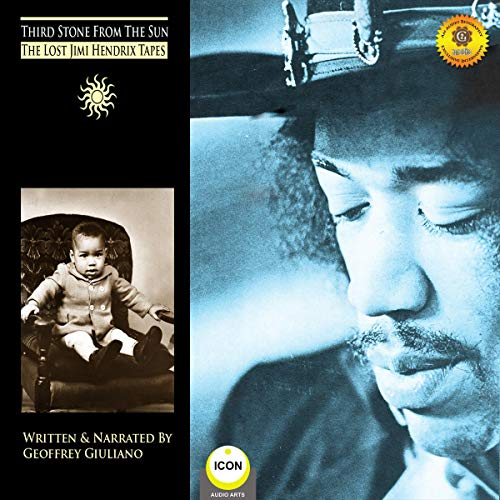 Third Stone from the Sun - The Lost Jimi Hendrix Tapes cover art