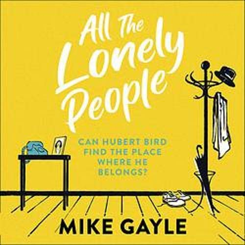 Couverture de All the Lonely People