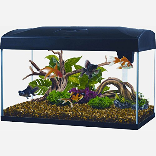 Acquario NERO Basic 54 LED