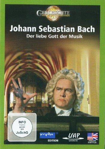 Johann Sebastian Bach - Der liebe Gott der Musik [Alemania] [DVD]