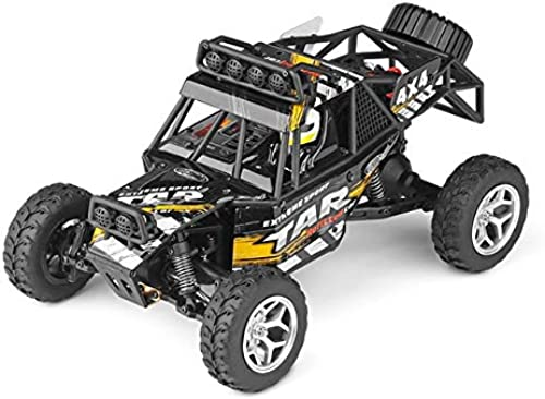 FairOnly Original 1 18 RC Auto Elektro 4WD Wüste SUV 2.4 G Rock Rover Offroad High Speed Big Foot Racing Car Spielzeug für Kinder Geschenk Tr0089