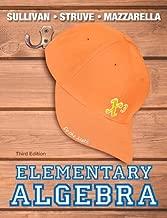 Elementary Algebra (The Sullivan/Struve/Mazzarella Algebra Series)