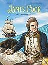 James Cook, tome 1 : L'appel du Pacifique par Bollée