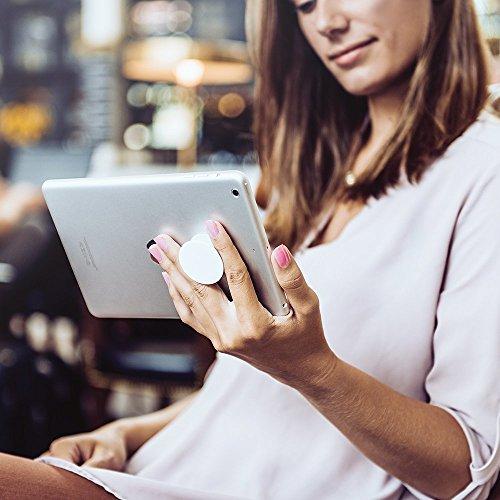 Cooler Löwe Rasta Sonnenbrille - PopSockets Ausziehbarer Sockel und Griff für Smartphones und Tablets