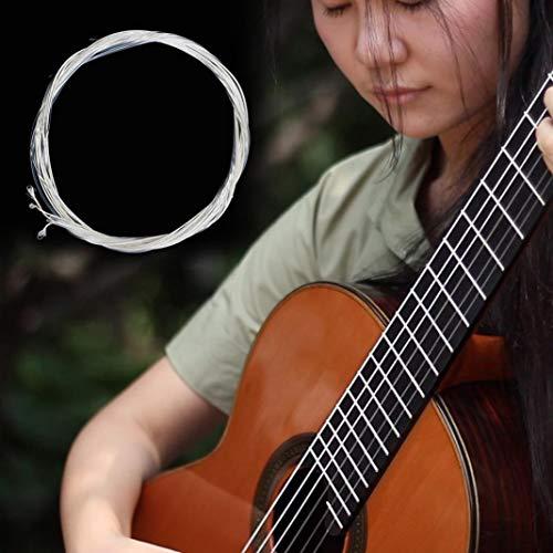 YSHTAN gitaar snaren orkestrale instrument snaren 6st 1M 1-6 E B G D A E nylon snaren set klassieke akoestische gitaar accessoires