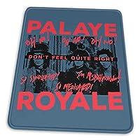 マウスパッドpalaye Royale 滑り止め ゲーミング 耐摩耗性 高耐久性 疲労低減 水洗い ファッション オフィス/ゲーム/パソコンなどに適用 (4サイズを選択可能)
