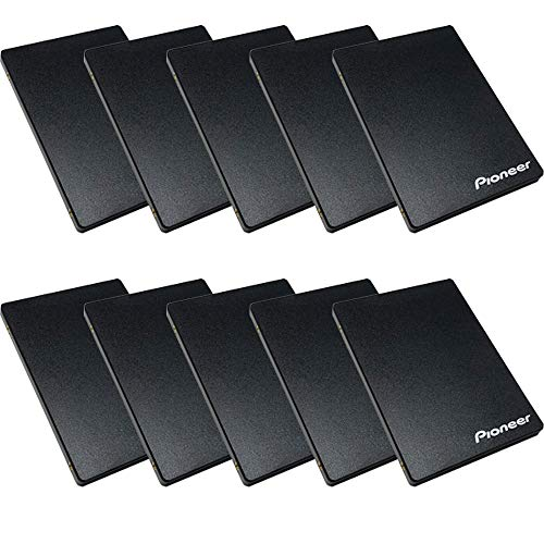 Pioneer 3D NAND Internal SSD Interno Unidad de Disco óptico 256GB 10 Units Retail Pack
