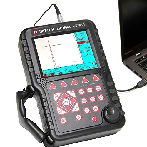 Detector de Defectos Defecto MFD500B ultrasónico Detector/de Metal ...