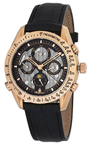 Burgmeister Herren analog Automatik Uhr BM354-362
