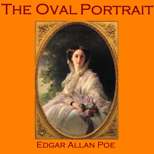 The Oval Portrait audiobook cover art