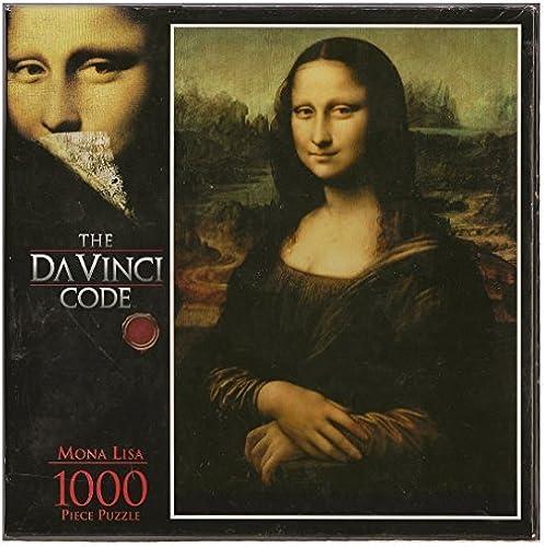 The Da Vinci Code, Mona Lisa; 1000 Piece Puzzle by Rose Art