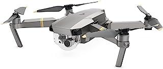 DJI Mavic Pro Platinum Fly More Combo, 4K Quadcopter Drone - Platinum