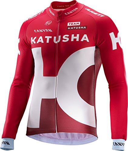 KATUSHA Replica LS Jersey (Large)