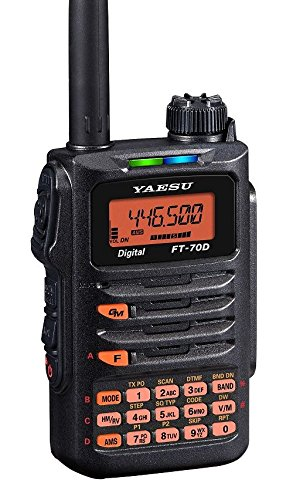 FT-70DR FT-70 Original Yaesu 144/430 MHz Digital/Analog Handheld Transceiver - C4FM / FDMA - 3 Year Manufacturer Warranty. Buy it now for 249.95