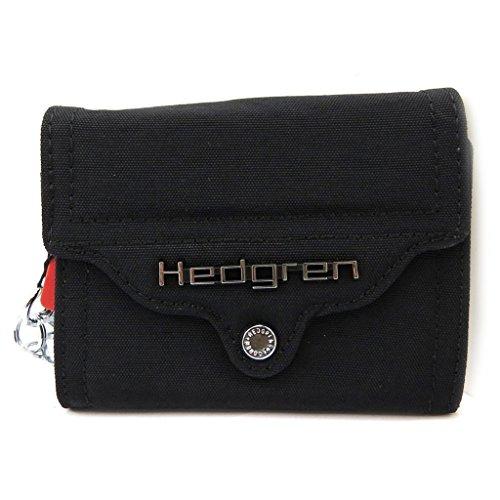 Hedgren [L4209] - Geldbörse leinwand 'Hedgren' schwarz.