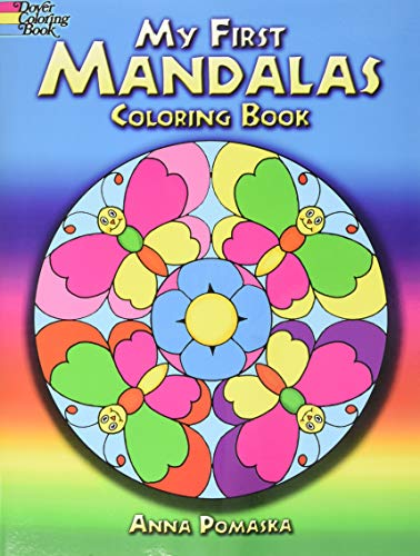 Price comparison product image My First Mandalas Coloring Book (Dover Coloring Books)