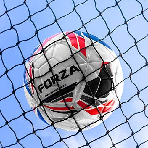 Net World Sports Redes de Protección para Campos   Red Multideportiva para Detener Balones (Opción de 50 Tamaños) (11) 3m x 6m