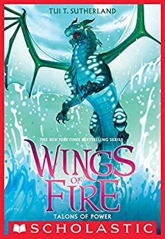 Talons of Power (Wings of Fire, Book 9) by [Tui T. Sutherland]
