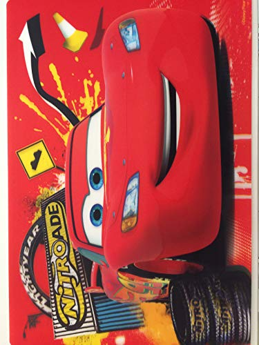Set de Table - Cars Disney Pixar - 1 unité (LightYear)