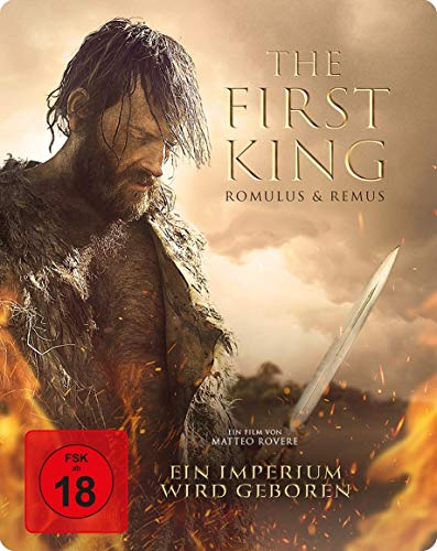 The First King - Romulus & Remus - Limited SteelBook (Blu-Ray)