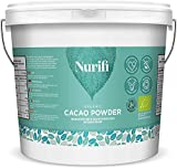 1KG Organic Cacao Powder - by Nurifi - Peruvian Cacao, Raw, Natural & Vegan