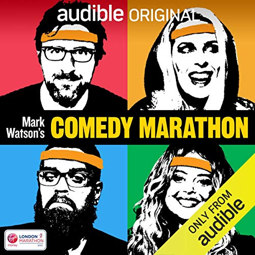 Mark Watson's Comedy Marathon cover art