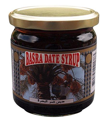 4 x 450g Basra Dattelsirup Dattelsaft 100 % Natürlich - Hurma Pekmezi Sirup