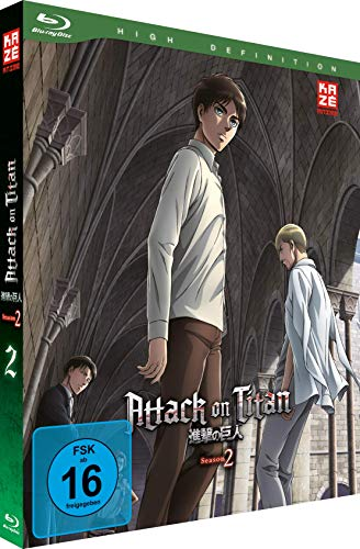 Attack on Titan - Staffel 2 - Vol. 2 - [Blu-ray]