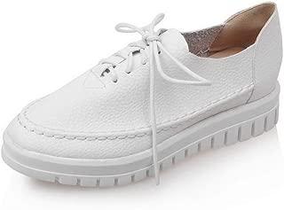 BalaMasa Womens Solid Travel Burnished Urethane Pumps Shoes APL10422