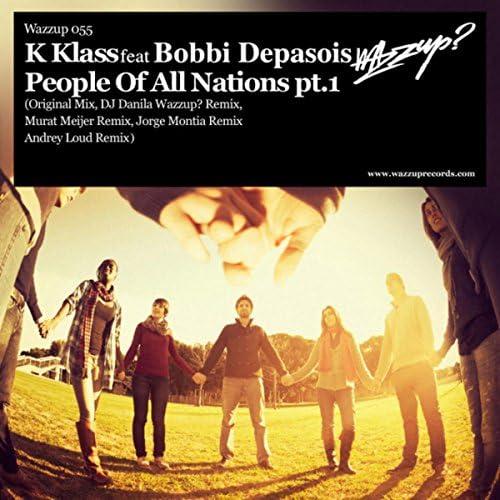 k-klass feat. Bobbi Depasois