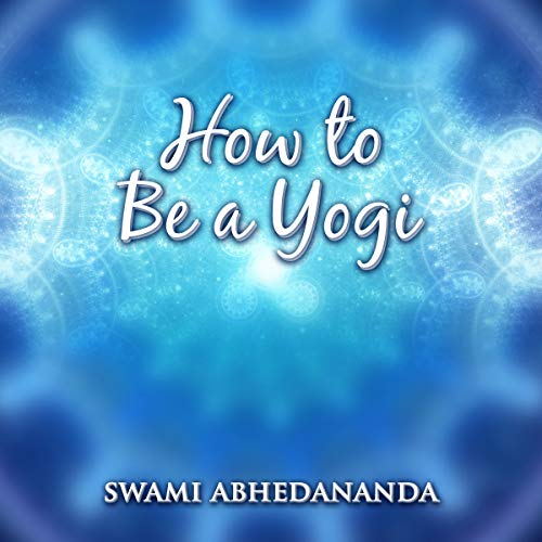 How to be a Yogi audiobook cover art