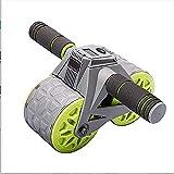 Dal scooter pancia a rulli con conteggio dell'allenatore addominale Unisex Addominal Muscle Trainer Automatic Rebound Belly Gear MWSOZ