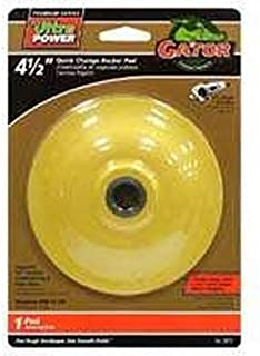 Gator Finishing 3873 Quick Change Backer Pad