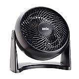 ANSIO Ventilatore personale turbo a parete con 3 velocità, 50 Watt, ideale per casa e uff...