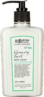 C.O. Bigelow Body Lotion, Rosemary Mint