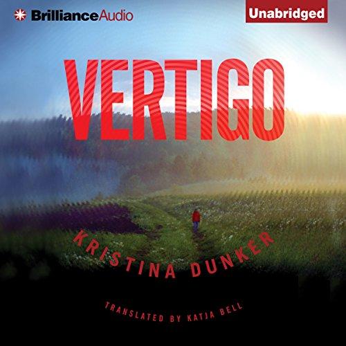 Vertigo audiobook cover art
