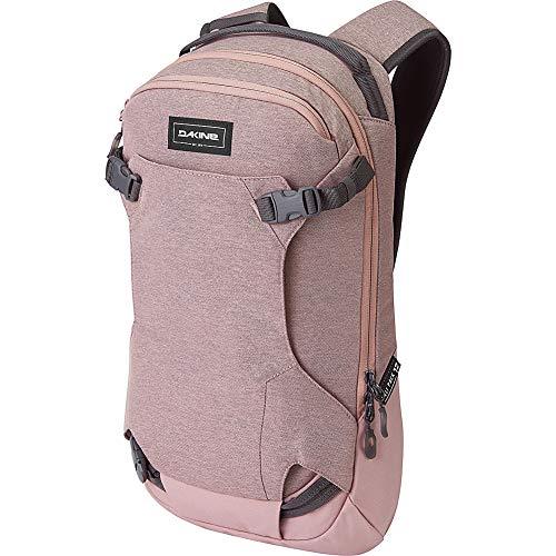 Dakine Erwachsene Packs&Bags Women's HELI PACK 12L, Holzrose, One Size, 10001479