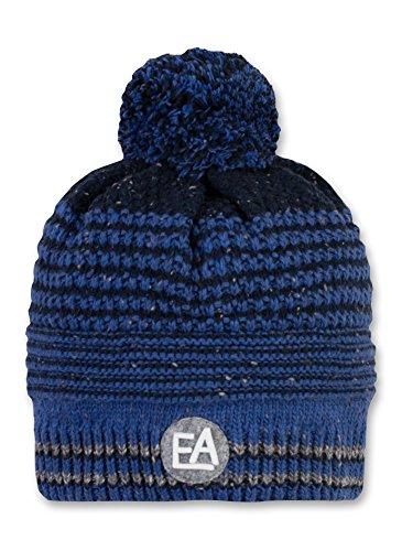 Sanetta Jungen 161953 Mütze, Blau (Sea Blue 5984), 52 (Herstellergröße: 1)