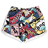 Womens Board Shorts Beach Quic...
