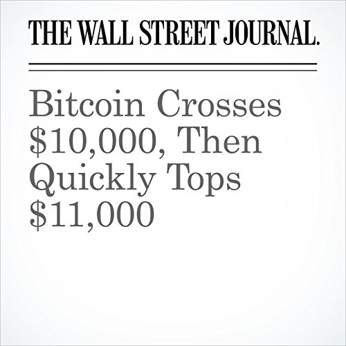 Bitcoin Crosses $10,000, Then Quickly Tops $11,000 copertina