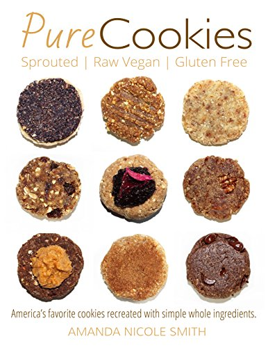 Great Deal! Pure Cookies | Sprouted, Raw Vegan & Gluten-free: Americas favorite cookies recreated wi...