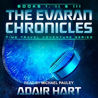 The Evaran Chronicles Box Set     Books 1-3              Auteur(s):                                                                                                                                 Adair Hart                               Narrateur(s):                                                                                                                                 Michael Pauley                      Durée: 25 h et 49 min     Pas de évaluations     Au global 0,0