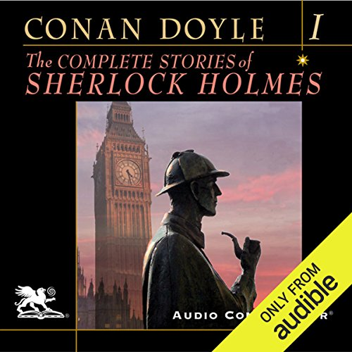 The Complete Stories of Sherlock Holmes, Volume 1 Titelbild
