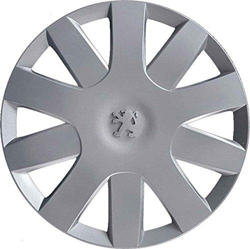 1 Radkappe Reifen 14 für Peugeot 107, ab 2005, kein Original, 1 Stück 9267.
