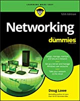 Networking For Dummies Front Cover