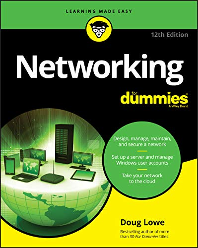 Compare Textbook Prices for Networking For Dummies 12 Edition ISBN 9781119648505 by Lowe, Doug