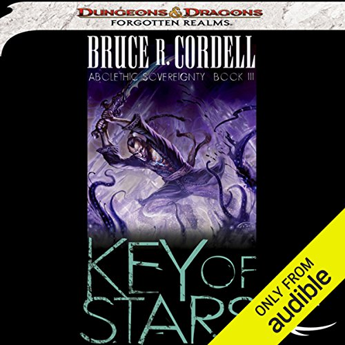 Key of Stars audiobook cover art