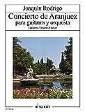Concierto de Aranjuez: Gitarre und Orchester. Solostimme.