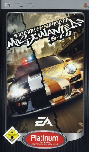 Need for Speed - Most Wanted 5-1-0 [Platinum]