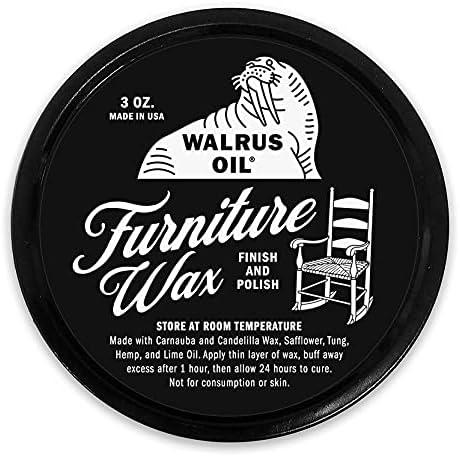 WALRUS Popular price OIL - Furniture Wax Finish for Hardwood and Polish Wood